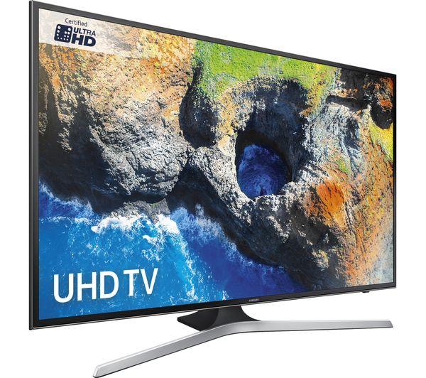 "SAMSUNG UE58MU6120 58"" Smart 4K Ultra HD HDR LED TV £649 @ Currys"