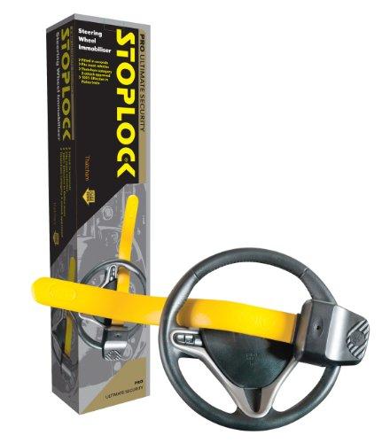 Stoplock HG 149-00 Steering Wheel Lock Pro - Black £39.99 @ Amazon Free Delivery