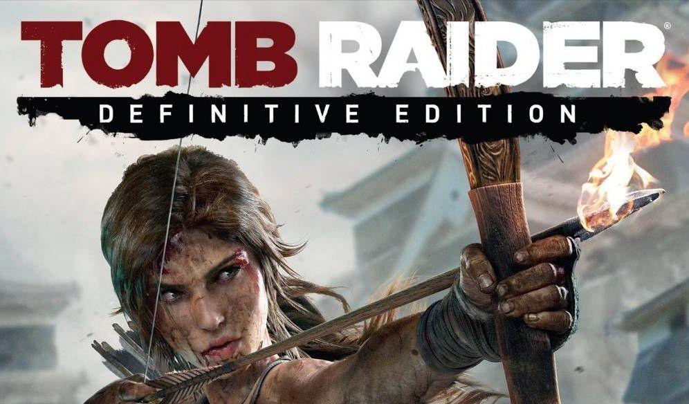 Tomb Raider Definitive Edition Xbox One £4.80 @ MicrosoftStore