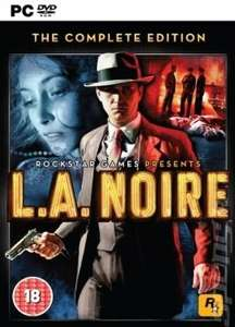 L.A Noire Complete Edition - PC @ Instant Gaming - 4.40