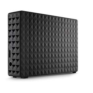 Seagate STEB4000200 Expansion 4 TB USB 3.0 Desktop 3.5 Inch External Hard Drive - Black £64.91 @ amazon warehouse deals (used-good)