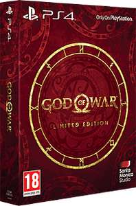 God of War Limited Edition - £59.99 Only @ GAME