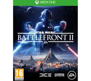Star Wars Battlefront 2 (Xbox One) £19.97 @ Currys