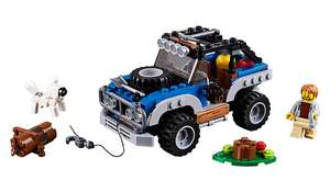 LEGO Creator - Outback Adventures - 31075 50% off - £8.97 at Asda