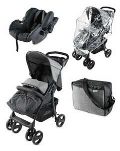 Huack shopper SLX Travel System £99.99 @ Aldi - Free Delivery