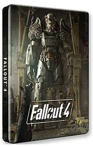 Fallout 4 Collectible Steel Tin Case (No Game) £2.49 Delivered @ GAME