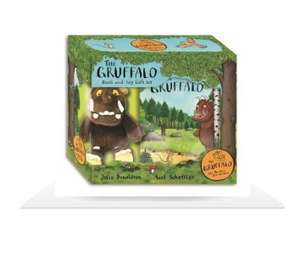 The Gruffalo: Book and Toy Gift Set £5.19 @ WHsmith Free c&c