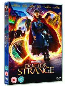Marvel BRs, 2 for £15 (DVDs 2 for £12) - In store at Tesco.