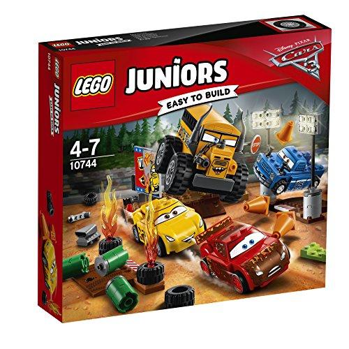LEGO 10744 Juniors Thunder Hollow Crazy 8 Race £14.97 prime / £19.72 non prime @ Amazon