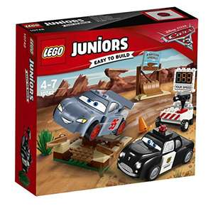LEGO 10742 Juniors Disney Cars Willy's Butte Speed Training £7.97 prime / £11.96 non prime @ Amazon