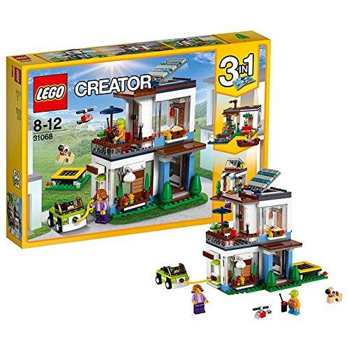 LEGO UK 31068 Modular Modern Home (Creator) £16.75 prime / £21.50 non prime @ Amazon