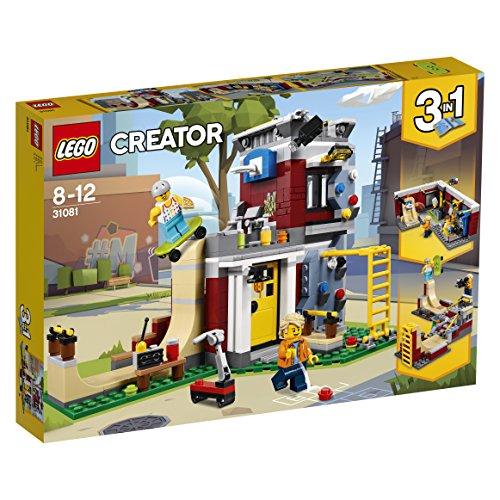 LEGO 31081 Creator Modular Skate House £17.47 prime / £22.22 non prime @ Amazon