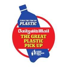 free bags for 1st 3,000  - keep britain tidy - mail's great plastic pick up campagin