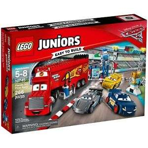 LEGO Juniors Disney Cars Final Race Playset - 10745 - £28.99 on Argos eBay