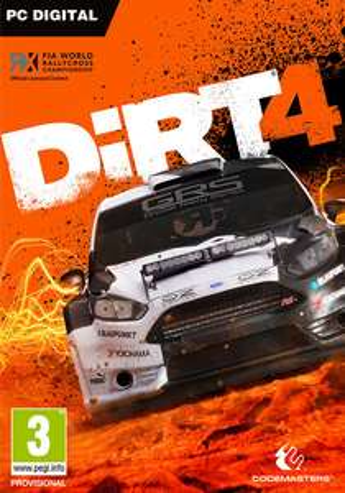 [Steam] DiRT 4 - £11.24 - Gamesplanet
