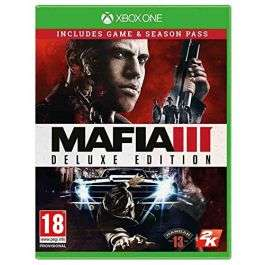 [Xbox One] Mafia III Deluxe Edition - £9.99 - Go2Games