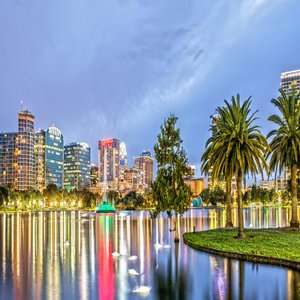 Manchester / LGW / Birmingham  to Orlando Return Flight £229 @ Tui