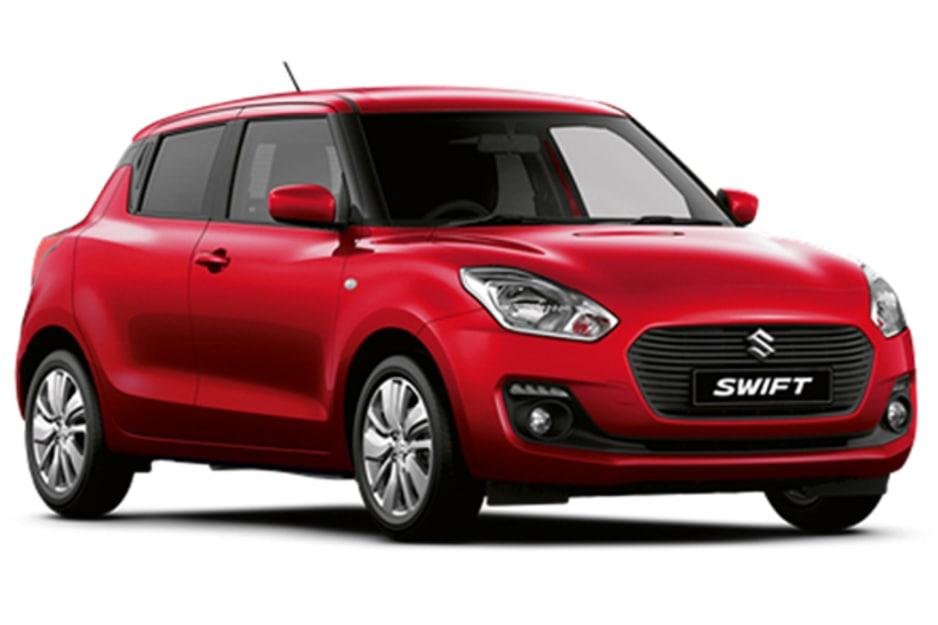 Suzuki Swift Hatch 5Dr 1.0 Boosterjet (Lease of 36 Months / 10K Annual Mileage) £182.66 per month (£6935.7 inc Fees) @ Silverstone Fleet Management