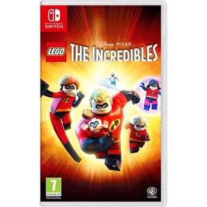 Lego The Incredibles (Nintendo Switch pre-order) @ 365Games (delivered)