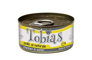 CROCI Tobias Puppy Chicken, 85 g, Pack of 24 - £98p @ Amazon - Add on item