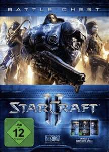 [PC/Mac] Starcraft 2 Battle Chest 2.0 - £12.34 - CDKeys