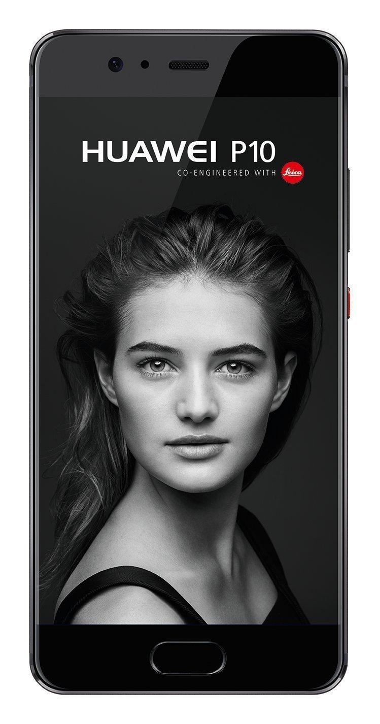 Huawei P10 SIM-Free Smartphone Black - £316.56 @ Amazon