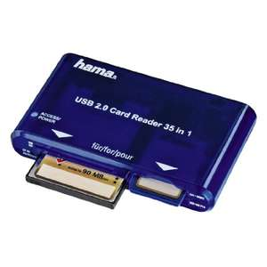 USB2.0 35 in 1 card reader £7 prime / £10.99 non prime @ Amazon