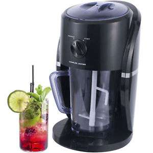 Ice crusher for slushies without needing salt etc - £24.95 @ charles-jacobs eBay