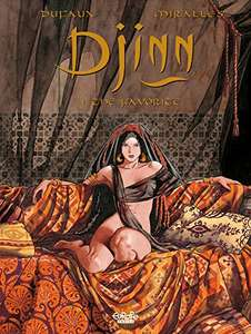Djinn vol 1 (Europe Comics) - free at Amazon, links to Comixology