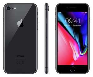 iPhone 8 64gb £30 pm £165 upfront Mobiles.co.uk £885