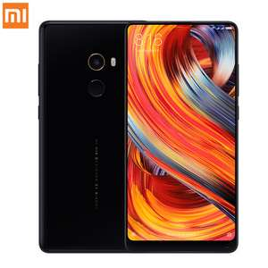 "Xiaomi Mi Mix 2 Mobile Phone Snapdragon 835 6GB RAM 5.99"" 2160x1080 64GB 3400mAh - £258.80 @ Joybuy"
