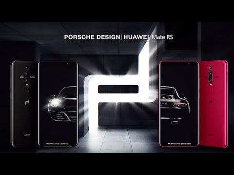 Huawei Mate RS Porsche Design - the best phone on the Market?? - £1692 @ Clove Technology