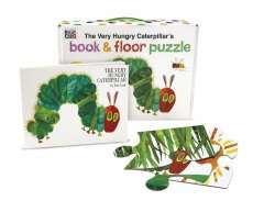 The Very Hungry Caterpillar's Book and Jigsaw Floor Puzzle £5.99 Free C&C @ WHSmith