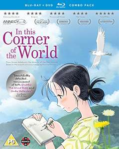In This Corner Of The World Blu-ray/DVD Double Play @ Amazon - £6.99 Prime £8.98 Non Prime