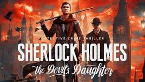 Sherlock Holmes: The Devil's Daughter PC - £5.99 @ Fanatical