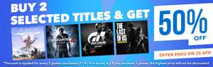 Free PlayStation Plus games for April on PSN PS+ Asia inc. Indonesia