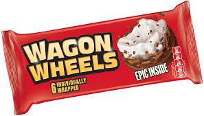 Wagon Wheels Original & Jammie (6 Pk) 89p @ Asda