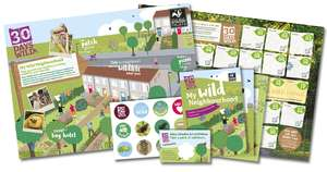 Free Wildlife pack, comes with Seeds,Stickers, Wallchart and Poster@ The Wildlife Trusts