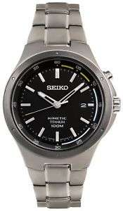 Seiko Men's Kinetic Titanium Watch. Model number SKA715P1. £121.99 @ Argos Ebay