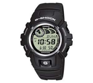 G-Shock Men's E-Data Memory Grey Dial Strap WatchWR200 2 Years Manufacturers Guarantee £30.99 @ Argos