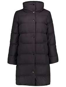 size S, Women's Feather & Down longline padded coat was £50 now £20 @ Asda