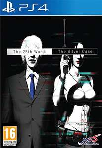 The 25th Ward: The Silver Case (PS4) £12 (in-store) @ CeX