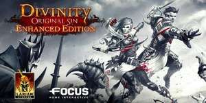 Divinity original sin enhanced edition ps4 £10.49 on PlayStation store with ps+ double discount