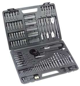 Drill & Bit Set 131 Pieces for £2 @ Wickes