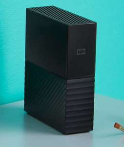 4TB western digital Mybook USB 3.0 External hard drive (recertified) free p&p £69.99 at WD Store