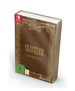 [ShopTo] Octopath Traveler: Traveler's Compendium Edition for £74.86