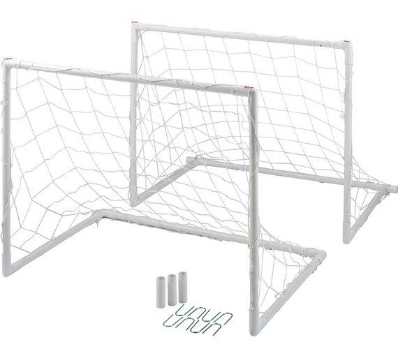 Chad Valley Twin Football Goal Set now £12.99 @ Argos