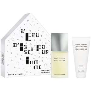 Issey Miyake L'Eau d'Issey Pour Homme Gift Set 75ml EDT & 100ml Shower Gel £27.99 delivered at The Perfume Shop
