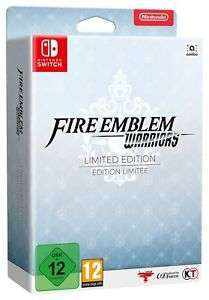 (Nintendo Switch) Fire Emblem Warriors Special Edition £37.99 Delivered @ Argos' Ebay Outlet