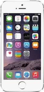 Apple iPhone 5S 16GB Unlocked - Refurb/Good £79.99 OR Refurb/As New £94.99 (Black OR White) @ Envirofone + 12 month warranty